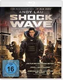 Shock Wave (Blu-ray), Blu-ray Disc
