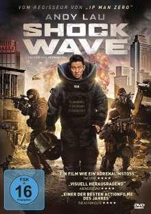 Shock Wave, DVD