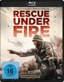 Rescue Under Fire (Blu-ray), Blu-ray Disc