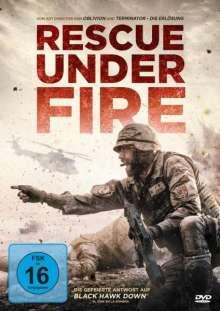 Rescue Under Fire, DVD