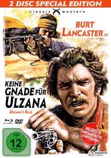 Keine Gnade für Ulzana (Blu-ray & DVD), Blu-ray Disc