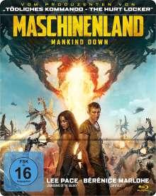 Maschinenland (Blu-ray im Steelbook), Blu-ray Disc