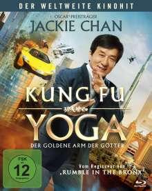 Kung Fu Yoga - Der golde Arm der Götter (Blu-ray), Blu-ray Disc