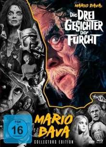 Die drei Gesichter der Furcht (Blu-ray & DVD), Blu-ray Disc