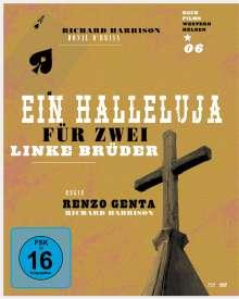 Ein Halleluja für zwei linke Brüder (Blu-ray & DVD), Blu-ray Disc