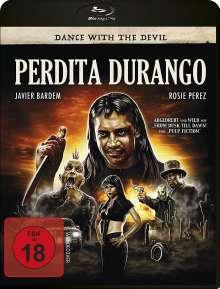 Perdita Durango (Blu-ray), Blu-ray Disc