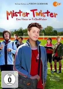 Mister Twister: Eine Klasse im Fußballfieber, DVD