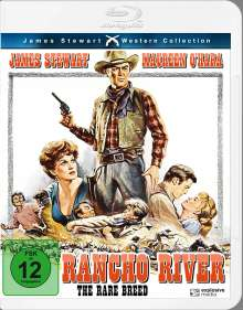 Rancho River (Blu-ray), Blu-ray Disc