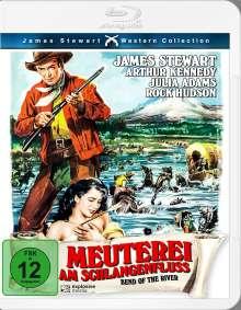 Meuterei am Schlangenfluss (Blu-ray), Blu-ray Disc