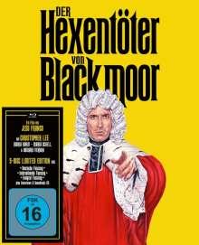 Der Hexentöter von Blackmoor (Blu-ray & DVD inkl. CD im Mediabook), 2 Blu-ray Discs, 2 DVDs und 1 CD