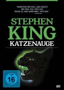 Katzenauge, DVD