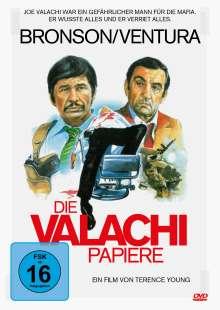 Die Valachi-Papiere, DVD