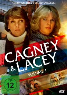 Cagney & Lacey Vol. 1 (Staffel 2), 5 DVDs