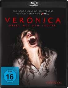 Verónica (Blu-ray), Blu-ray Disc