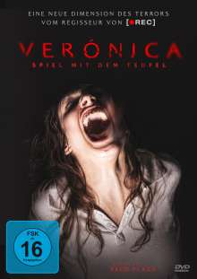 Verónica, DVD
