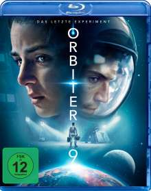 Orbiter 9 (Blu-ray), Blu-ray Disc