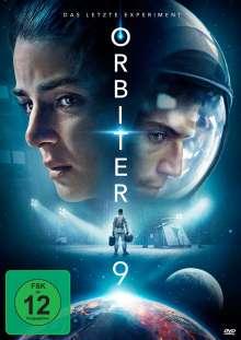 Orbiter 9, DVD