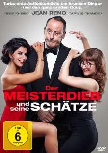 Der Meisterdieb und seine Schätze, DVD