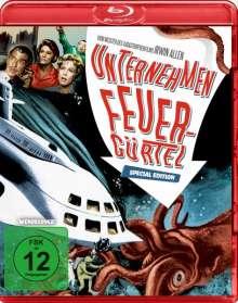 Unternehmen Feuergürtel (Special Edition) (Blu-ray), Blu-ray Disc