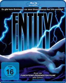 Entity (Blu-ray), Blu-ray Disc