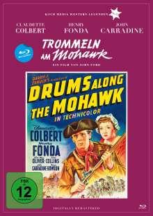 Trommeln am Mohawk (Blu-ray), Blu-ray Disc