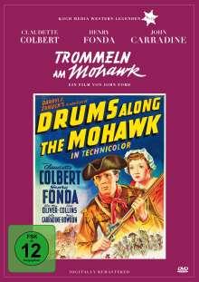 Trommeln am Mohawk, DVD