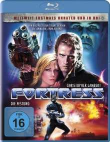Fortress (Special Edition) (Blu-ray), Blu-ray Disc