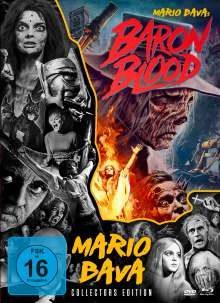 Baron Blood (Blu-ray & DVD), 1 Blu-ray Disc und 2 DVDs