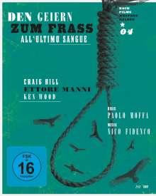 Den Geiern zum Frass (Blu-ray & DVD), 2 Blu-ray Discs