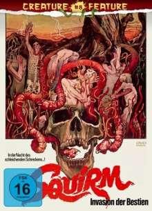 Squirm - Invasion der Bestien, DVD