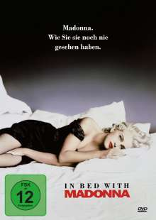 In Bed with Madonna, DVD