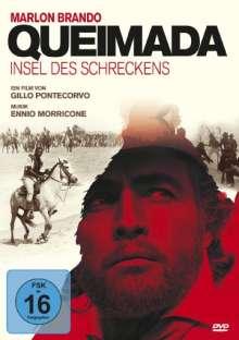Queimada - Insel des Schreckens, DVD