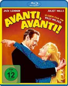 Avanti, Avanti! (Blu-ray), Blu-ray Disc