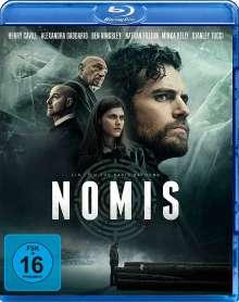 Nomis - Die Nacht des Jägers (Blu-ray), Blu-ray Disc