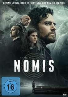Nomis - Die Nacht des Jägers, DVD