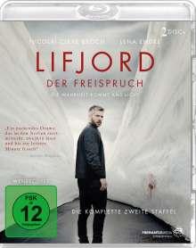 Lifjord - Der Freispruch Staffel 2 (Blu-ray), 2 Blu-ray Discs