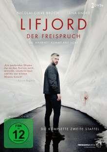 Lifjord - Der Freispruch Staffel 2, 2 DVDs