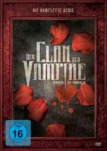 Der Clan der Vampire (Komplette Serie), 3 DVDs