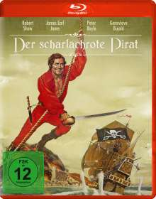 Der scharlachrote Pirat (Blu-ray), Blu-ray Disc