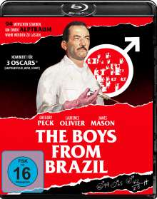 The Boys from Brazil (Blu-ray), Blu-ray Disc