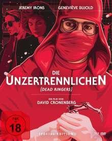 Die Unzertrennlichen (Blu-ray & DVD im Mediabook), 3 Blu-ray Discs