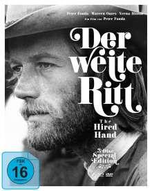 Der weite Ritt (Blu-ray & DVD im Mediabook), 3 Blu-ray Discs