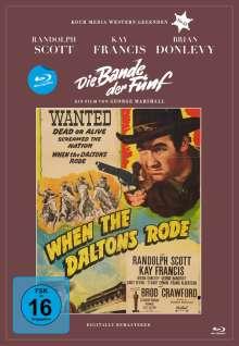 Die Bande der Fünf (Blu-ray), Blu-ray Disc