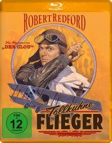 Tollkühne Flieger (Blu-ray), Blu-ray Disc