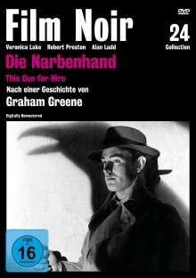 Die Narbenhand, DVD