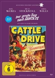Der große Zug nach Santa Fé (Blu-ray), Blu-ray Disc