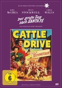 Der große Zug nach Santa Fé, DVD
