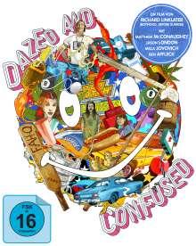 Dazed & Confused (Blu-ray & DVD im Mediabook), Blu-ray Disc