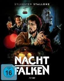 Nachtfalken (Blu-ray & DVD im Mediabook), 3 Blu-ray Discs