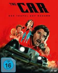 The Car - Der Teufel auf Rädern (Blu-ray & DVD im Mediabook), 2 Blu-ray Discs